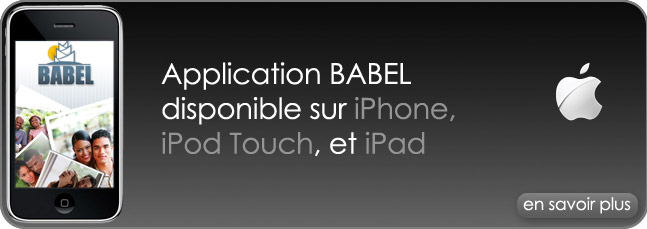 Babel sur ton iPhone